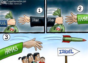 A.F. Branco Cartoon – Mullah-Bucks