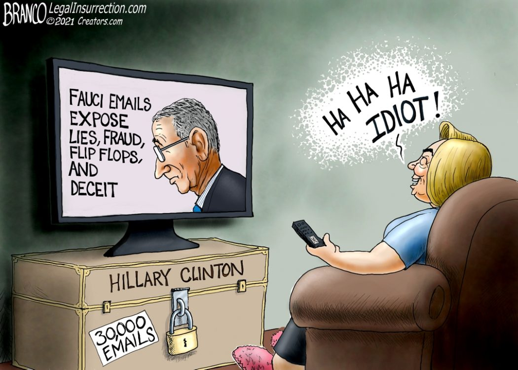 Fauci Emails and Hillary Clinton