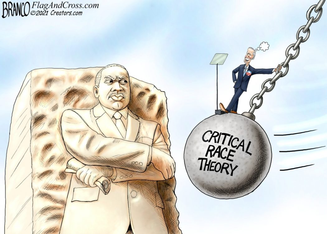 Critical Race Theory and MLK