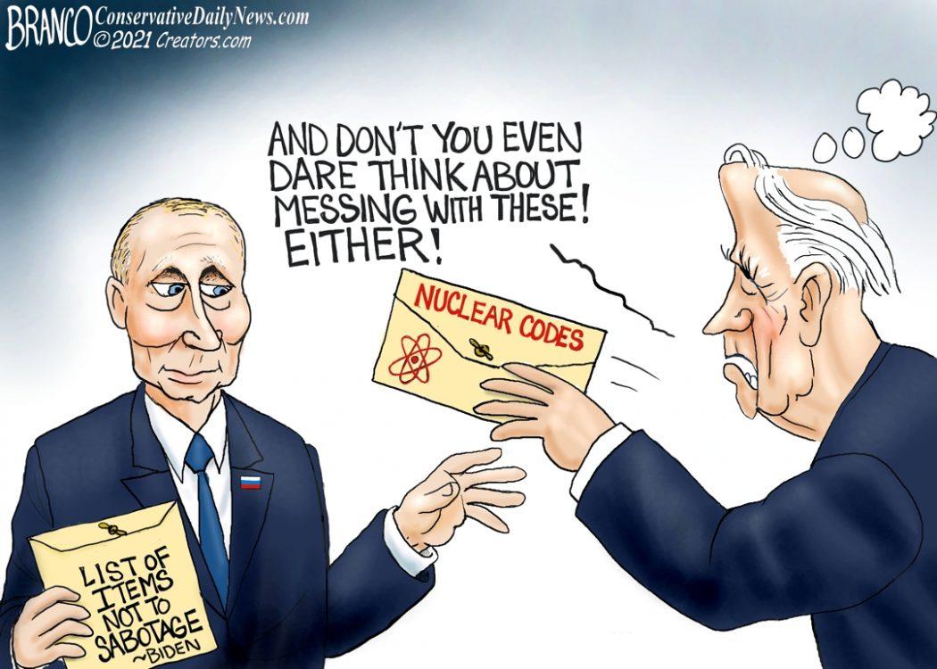 Biden's No Sabotage List