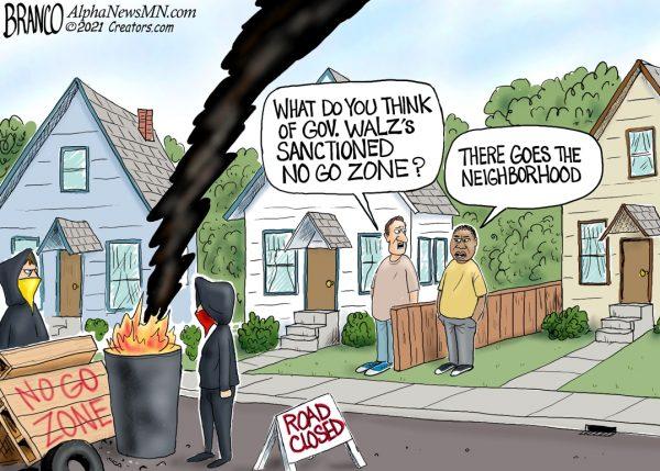A.F. Branco Cartoon – Street Smarts