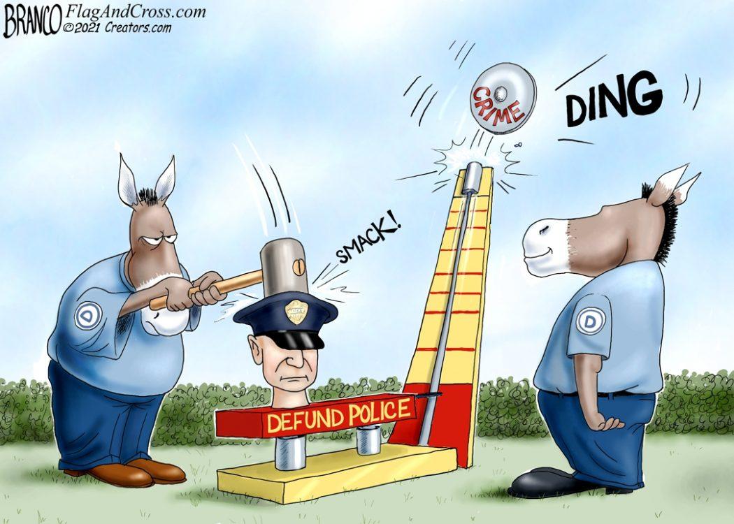 Bashing the Police
