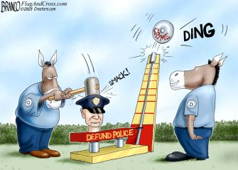 A.F. Branco Cartoon – Cause and Effect