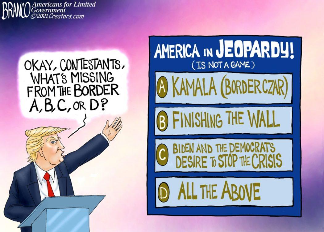 Border Crisis, America in Jeopardy