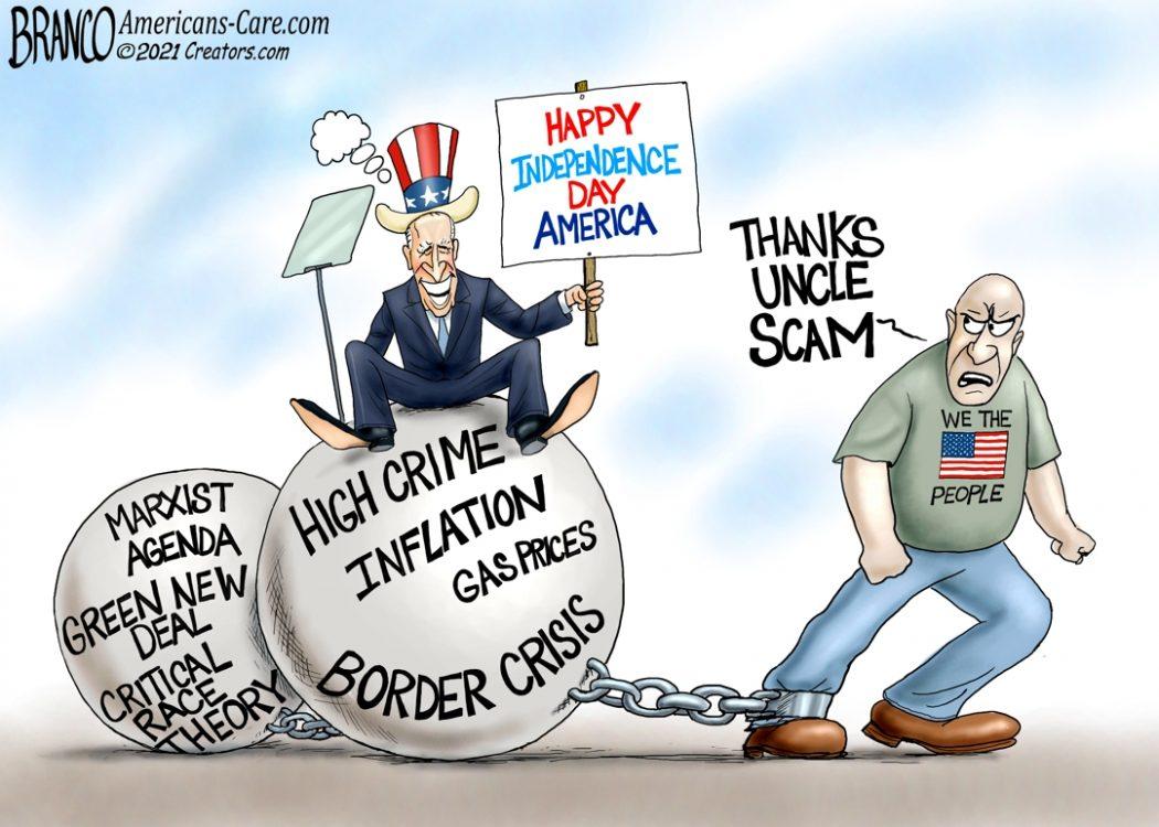 Uncle Scam Biden