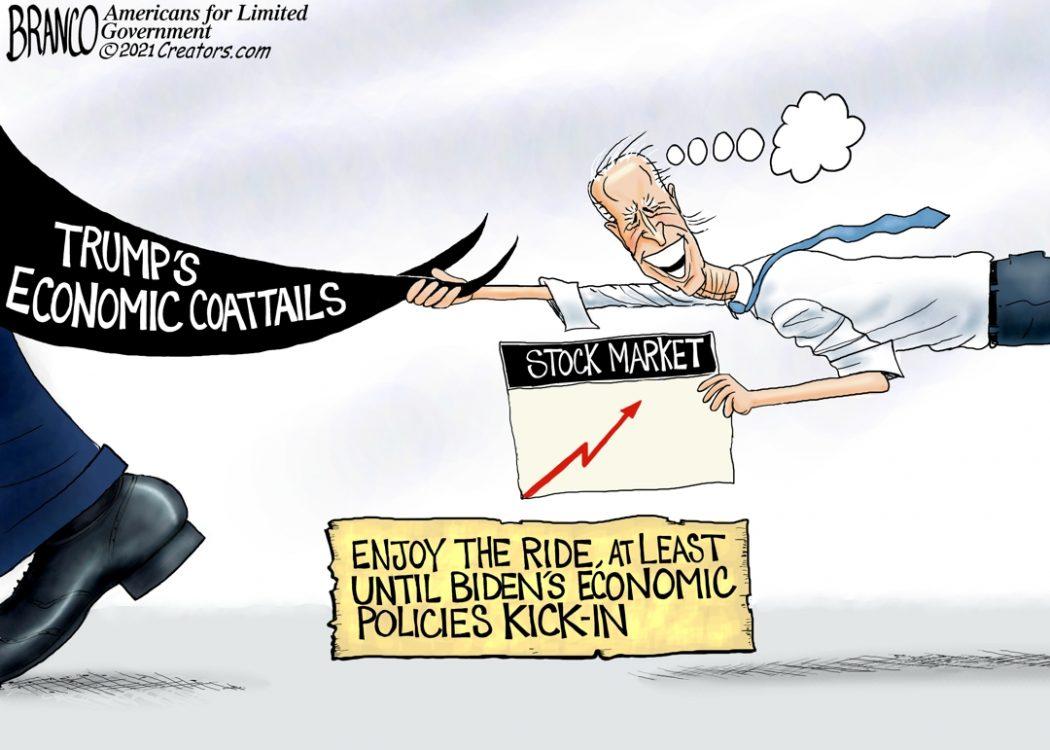 Trump Economic Coattails