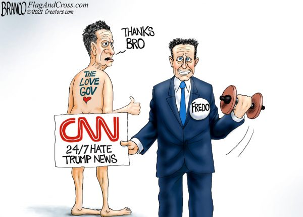 A.F. Branco Cartoon – His Brother's Keeper