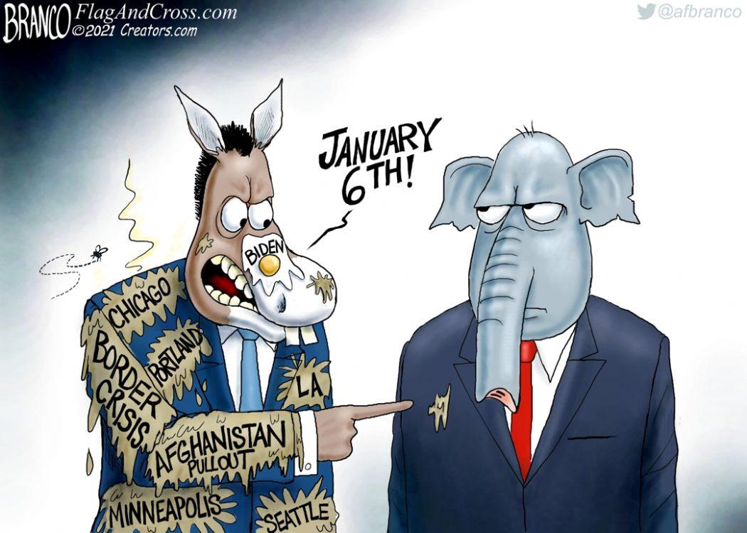Deflecting Democrat Disasters
