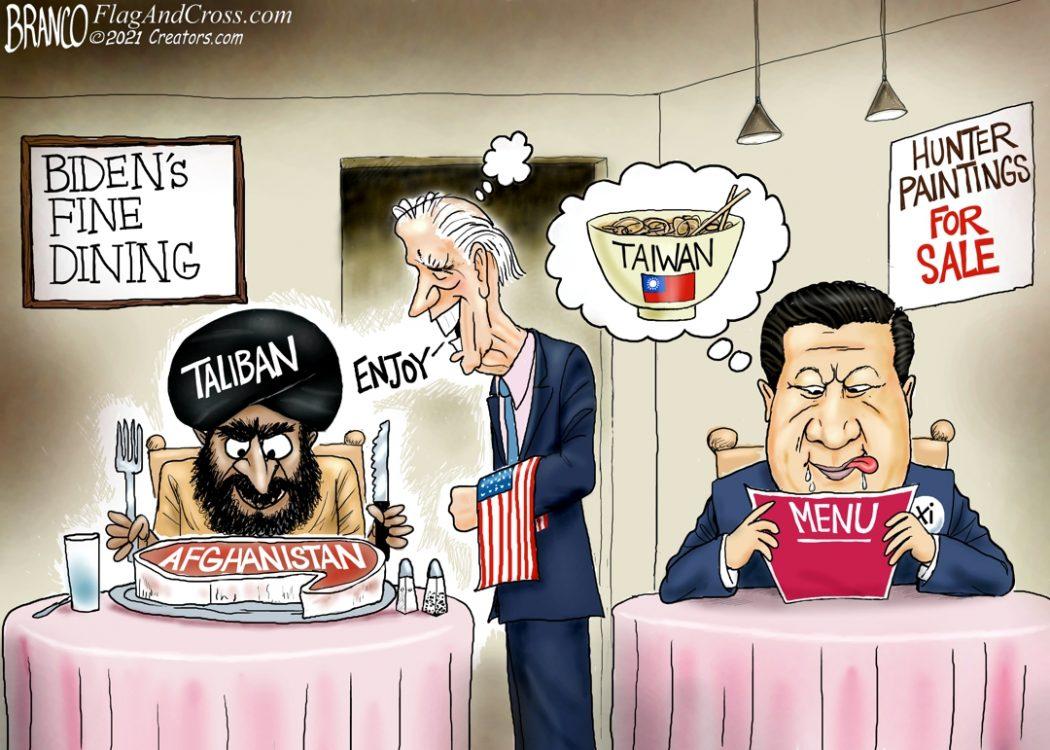 Biden Give Afghanistan to Taliban