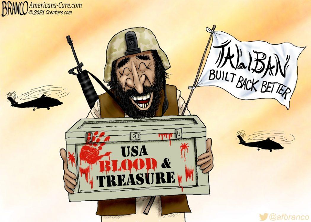 American Blood and Treasure
