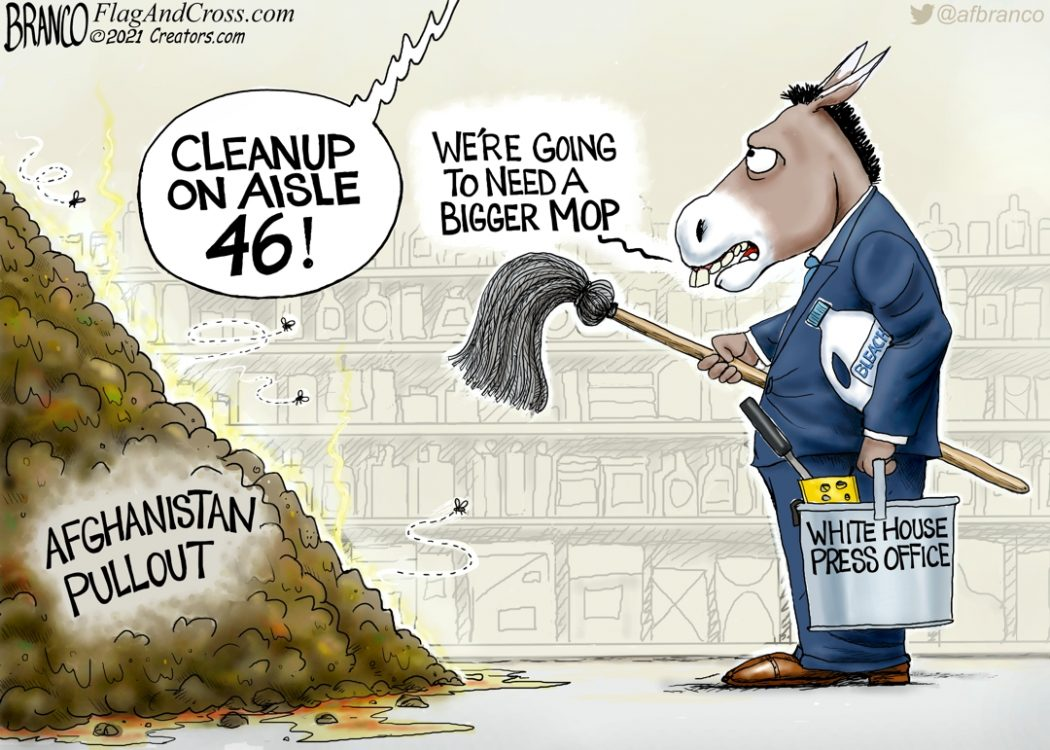 Biden Created a Mess