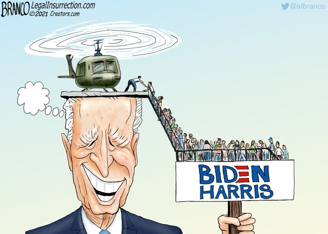 Evacuating Biden