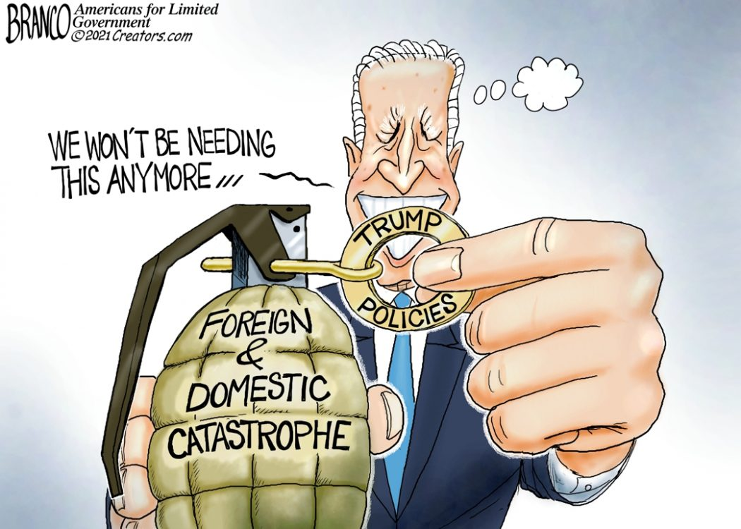 Biden is a Disaster