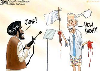 A.F. Branco Cartoon – Surrender In Chief