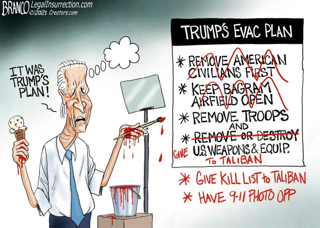 Biden Evac Plan