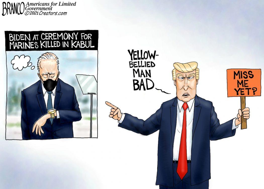 Biden Checks Watch