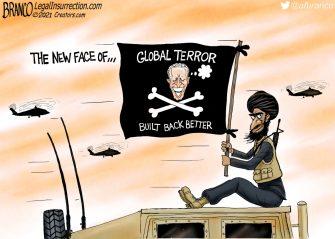 A.F. Branco Cartoon – Gunrunner