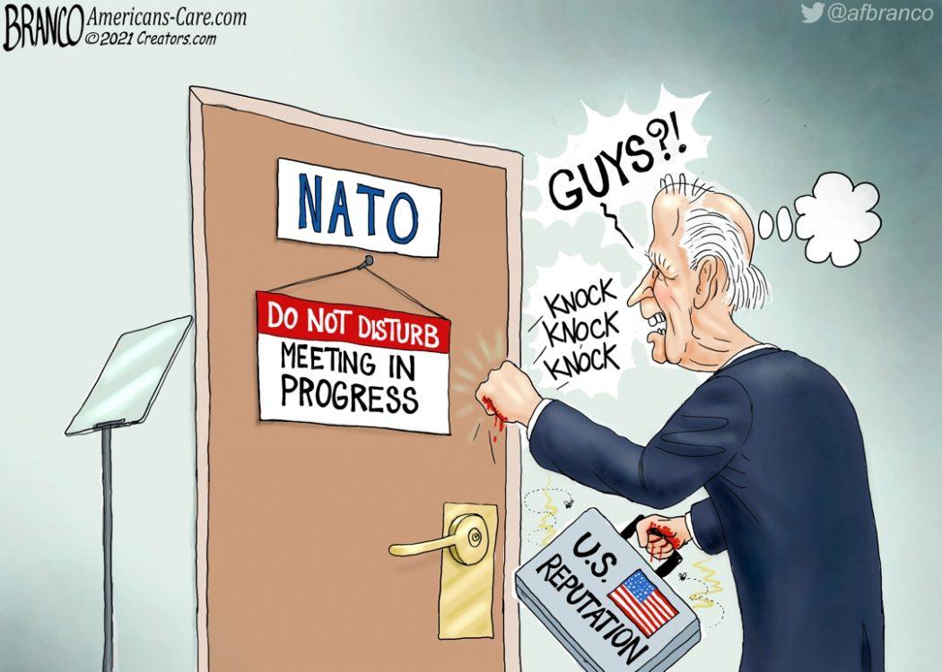 Biden and NATO