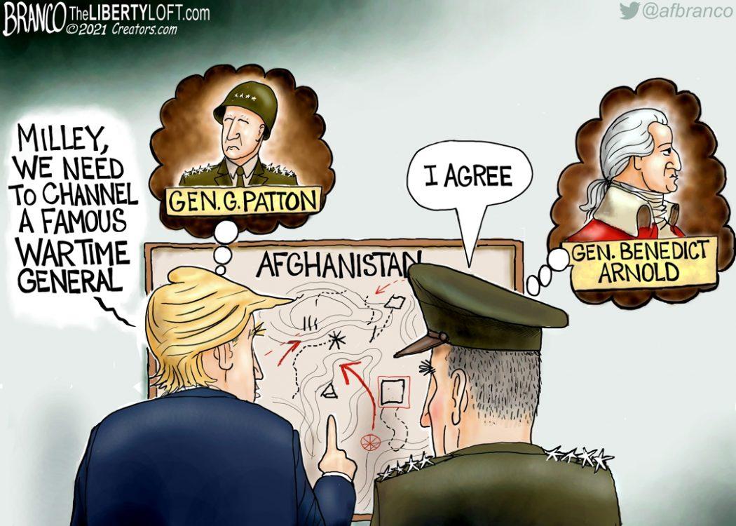 General Milley Insubordination