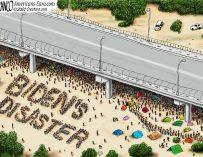A.F. Branco Cartoon – A Bridge Too Far
