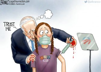A.F. Branco Cartoon – Uncle Joe Knows Best