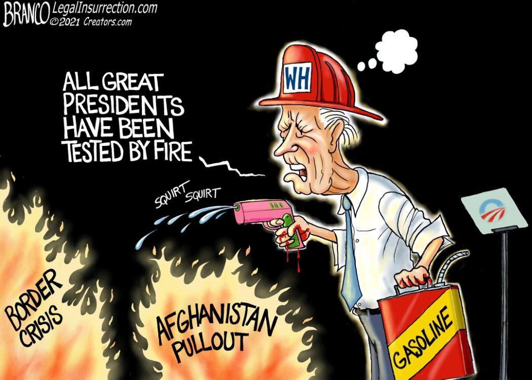 Biden Creating Crisis and Disaster