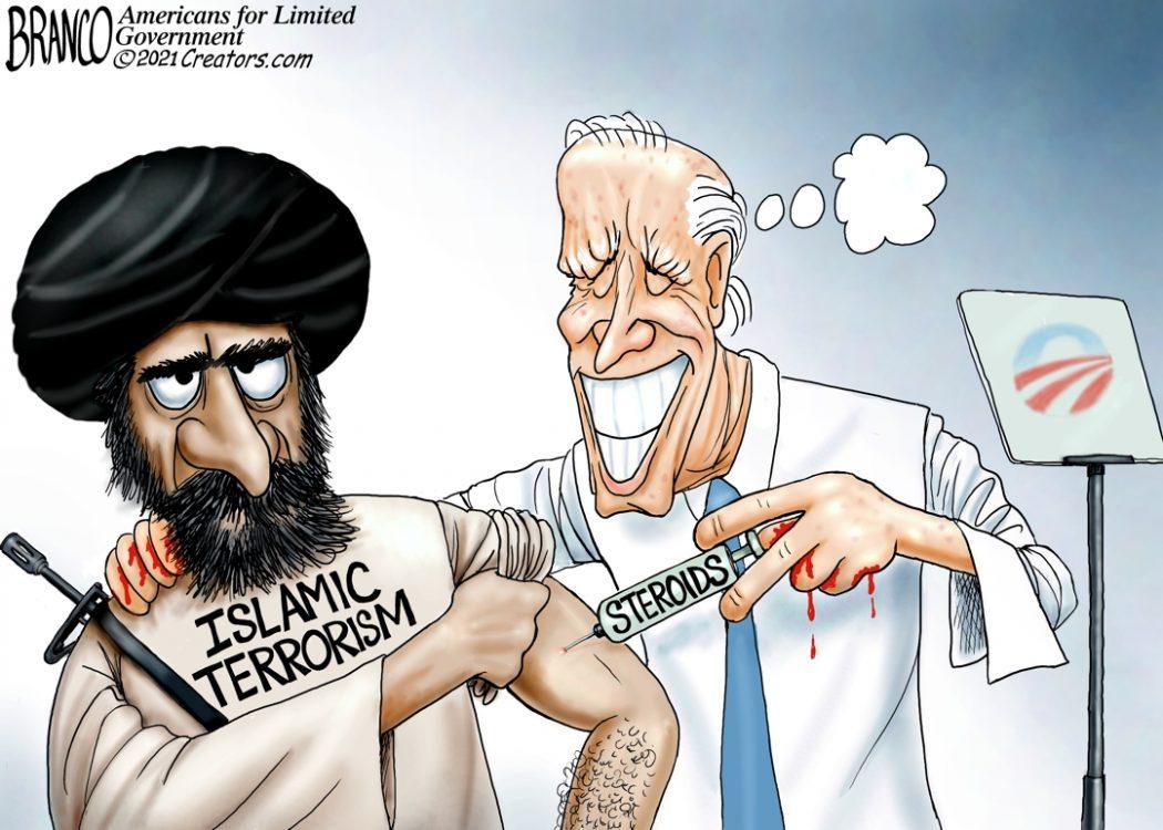 Terrorism On Steroids