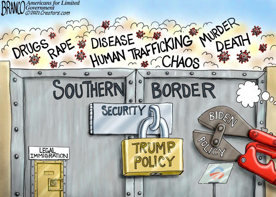 Biden's Southern Border Disaster