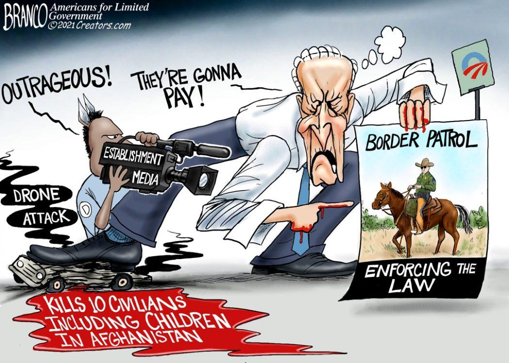 Border Patrol Horsemen