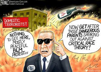 A.F. Branco Cartoon – Parent Trap