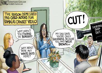 A.F. Branco Cartoon – Not Reality TV
