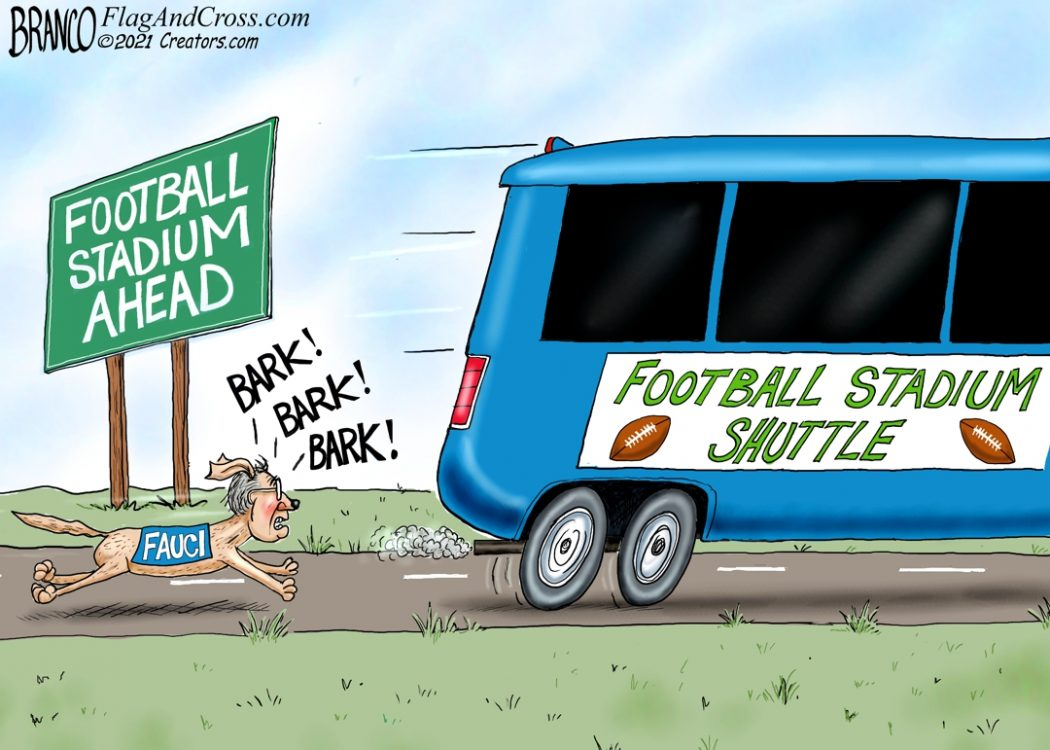 Fauci and Football