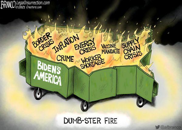A.F. Branco Cartoon – Stupid Policy Tricks