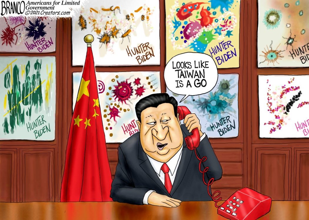 Hunter Biden Paintings