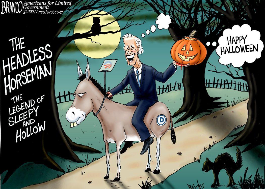 Biden Halloween