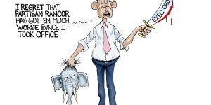 Obama Regrets