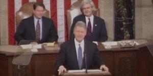 Bill Clinton On Immigration: 1995 SOTU Sounds Like Trump! (Video)