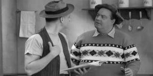 Ralph Kramden Learns to Golf With Help from Ed Norton...LOL (Video)