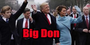 Big Don (Trump): Great Parody on Jimmy Dean's 'Big Bad John' (Video)