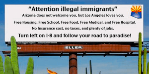 Run to Sanctuary California All You Illegals: Free Stuff Awaits!