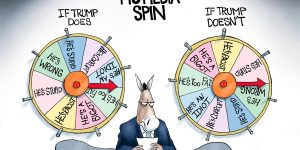 A.F. Branco Cartoon - Circle Jerks