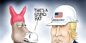 A.F. Branco Cartoon - Top Hat