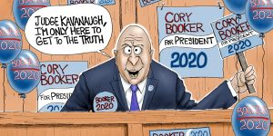 A.F. Branco Cartoon - Spartacus 2020