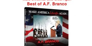 Best Of A.F. Branco - Book of Cartoons