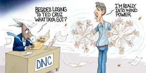 A.F. Branco Cartoon - Handy Man