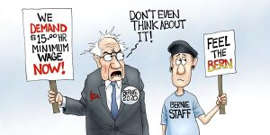 A.F. Branco Cartoon - B.S. Wages